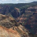 Waimea Canyon overlook