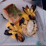 Main meal fish