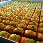 "Zdjęcie Sweet shop ""Pastane"" - Antep Baklava"