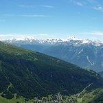 Wandern in der herrlichen Bergwelt