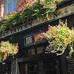 The Travellers Tavern, Outside