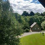 Foto de Flowery Dell Luxury Pine Lodges