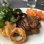 Try a Barhams Steak