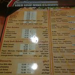 Photo de Pyramids Restaurant