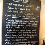 Check out the Specials Board...