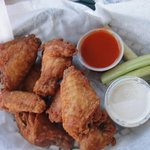 wings any one?