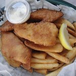 fish n 'chips'..