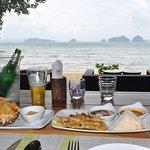Almoço com vista espectacular