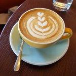 Fotografia lokality Alfa Cafe a bistro