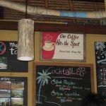 Warung Coconut Tree Foto
