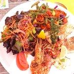 poissons+camarons