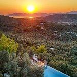 L'alba vista dalla nostra terrazza