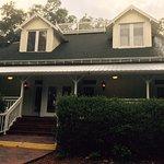 Front entrance of Hilltop Restaurant
