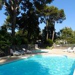 Photo de Hotel residence de la Mer