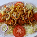 Chicken Tikka main dish.