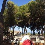 Foto de Camping Moraira