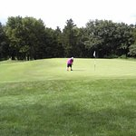 A day on the golf coarse