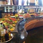 Salad Bar Area 1