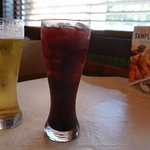 "A beer and the unfortunate ""Sangria"""