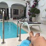 Foto di Hotel La Fonda