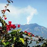 La foto dell'Etna