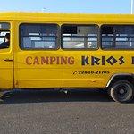 Navette gratuite du camping