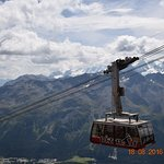 Cable car included in hotel price