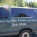 Maine State Sea Kayak Foto