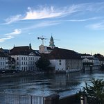 Swiss Quality an der Aare Foto