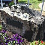 Arrowhead Park - new memorial
