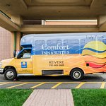 Comfort Inn & Suites Boston Logan International Airport Foto
