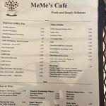 MeMe's Cafe Foto