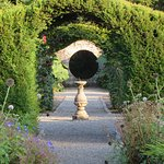 the *secret garden*