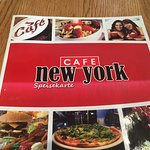 Cafe New York Foto
