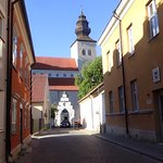 Nice old street in Visby