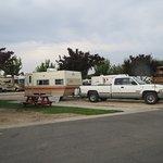Our site at Boise-Meridian KOA