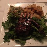 Rack of Lamb, night special and so tender and delicious