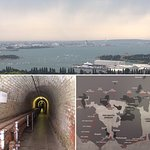 View of Portsmouth short walk from hotel. Fort Nelson short drive from hotel