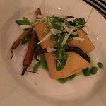 Vegetarian Dish... amazing Chickpea with mixed veggies