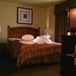 First stay in January 2013 (before the hotel's renovation).