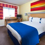 Double room for max 2 adults with power shower and free Wi-Fi