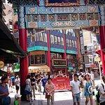 中華街入口です!