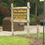 Linesville Spillway