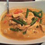 Panang Curry Chicken - Bangkok Republic, Wilton CT
