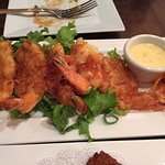 Coconut Shrimp Starter - Bangkok Republic, Wilton CT