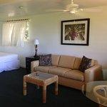 Room #6 Oceanview Queen