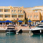 Captain's Inn Facade El Gouna Egypt