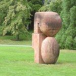 Art, VanDusen Botanical Garden, Vancouver, BC