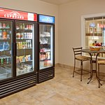 Candlewood Cupboard--breakfast, lunch, dinner, we have it all.