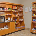 Candlewood Cupboard--your One-Stop-Shop during your stay.